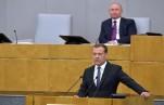 Времени на раскачку нет. Медведев вновь избран председателем правительства