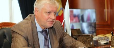 Сергей Миронов поддержал выдвижение мэров крупных городов в главы регионов