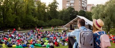 С 15 по 17 июня в «Аптекарском огороде» пройдёт открытие ежегодного фестиваля джаза