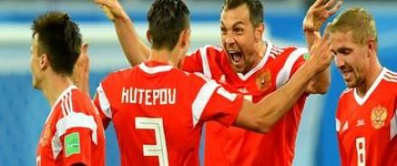Свершилось! Сборная России, после победы над Египтом, выходит в 1/8 финала