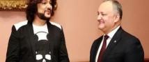 Киркоров удостоился внимания молдавского президента и получил от него звание народного артиста Молдавии