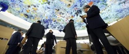 Российское представительство при ООН попыталось пояснить уход США с площадки СПЧ