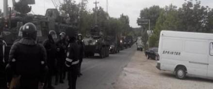 Военные учения НАТО показали, танки по пути к границам РФ могут застрять в пробках