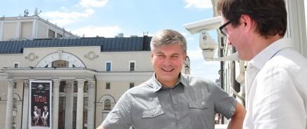 Дмитрий Вдовин о перспективах культурного обмена России и Азербайджана