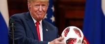 Мяч, подаренный Путиным, находится в руках спецслужб