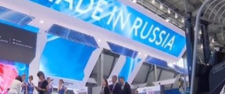 «Уралвагонзавод» представил оригинальную конструкцию нового трамвая