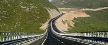 Первый этап строительства трассы «Таврида» завершен на 65%