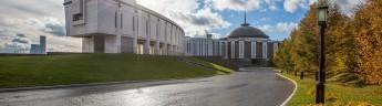 Российские и азербайджанские музейщики уже начали подготовку к 75-летию Великой Победы