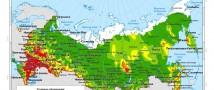 В выходные дни, 15-16 сентября, в 66 регионах России прогнозируются желтый, оранжевый и красный уровни пожарной опасности в лесах