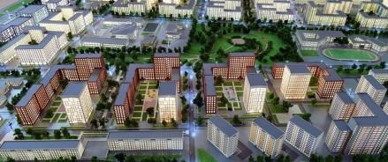 В Москве начинают строить 17 домов по программе реновации жилья