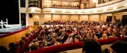 В Москве реконструируют Театр на Малой Бронной