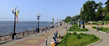 Узнай Хабаровск с Президентской библиотекой
