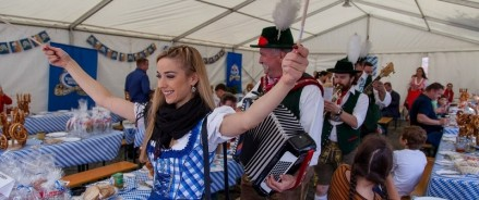 6-7 октября в Москве с мюнхенским размахом пройдет пивной фестиваль Октоберфест