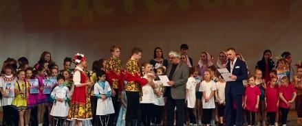 Международный конкурс-фестиваль «Праздник детства» вновь состоится в Петербурге!