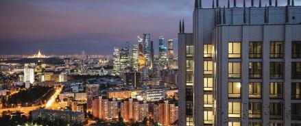 Обзор ЖК бизнес-класса с видовыми квартирами