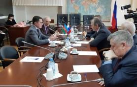 Соглашение о создании высокой межпарламентской комиссии России и Азербайджана готово к подписанию