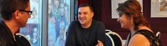 Бакинский зритель тепло встретил спектакль с российскими звездами по пьесе азербайджанского драматурга