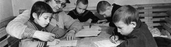 Блокадное детство – в материалах Президентской библиотеки
