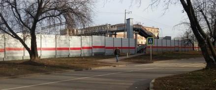 Транспортная прокуратура подтвердила выявленные ОНФ в Москве нарушения при возведении перехода через железнодорожные пути