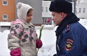 ГИБДД в защиту детей
