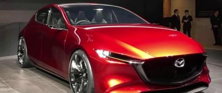 Премьера новой Mazda 3 на автосалоне вЛос-Анджелесе 2019