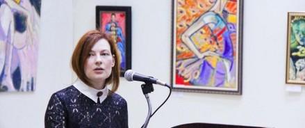 Российская художница: «В Баку все люди красивы и доброжелательны»