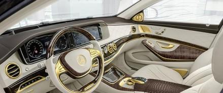 Произошёл спад продаж автомобилей класса люкс в России