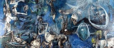 10 апреля в Эрмитаже откроется выставка Роберто Матта