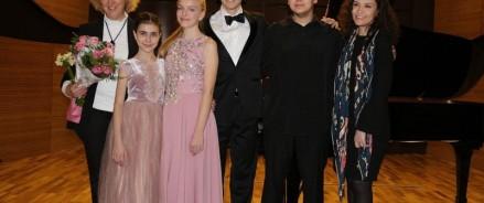 Мира Марченко: «В Азербайджане очень сильна современная школа»
