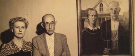 В чём успех картины «Американская готика»?