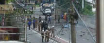 Новый взрыв на Шри-Ланке сегодня