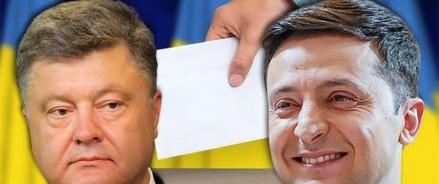 Порошенко и Зеленский сдали кровь и готовы к дебатам