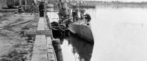 Президентская библиотека рассказывает, как в войну поднимали со дна корабли и углубляли фарватеры
