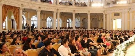 Питерские музыканты везут призы бакинского международного конкурса «World Harmony»