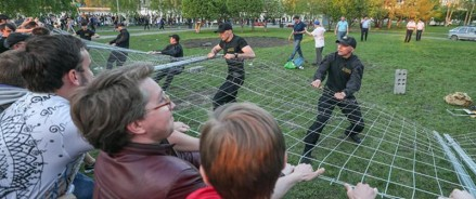 Акции протеста в Екатеринбурге