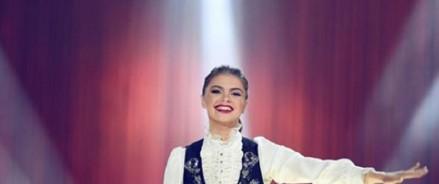 Алина Кабаева родила двойню