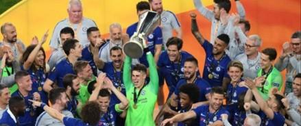 Финал Лиги Европы: «Челси» обыграл «Арсенал»