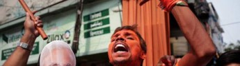 Нарендра Моди одержал победу на выборах в Индии