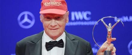 Умер легенда австрийской Формулы 1 Ники Лауда