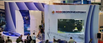 Рособоронэкспорт: летом на выставках в России представят прорывную для оружейного рынка продукцию
