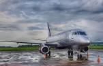 Снова SSJ 100 совершил не запланированную посадку