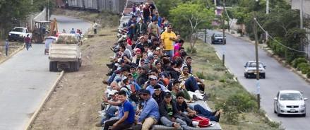Трам ужесточает пошлины на товары из Мексики, для борьбы с нелегальной миграцией