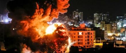 Конфликт в Газе: сообщения о прекращении огня после нескольких дней насилия