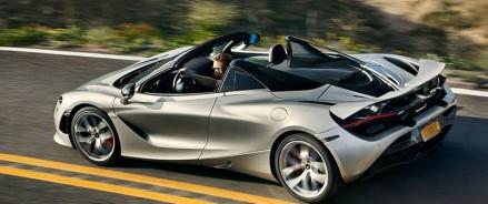 Гонки на взлётной полосе: McLaren 720S против BMW S1000RR и Ariel Atom 4