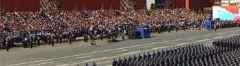 На Параде Победы в Москве будут показаны десятки  российских бестселлеров мирового оружейного рынка