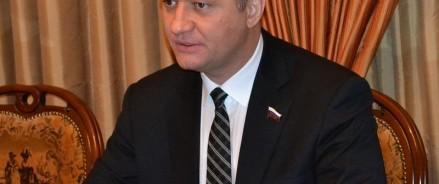 Дмитрий Савельев о перспективах экономической интеграции в Прикаспии