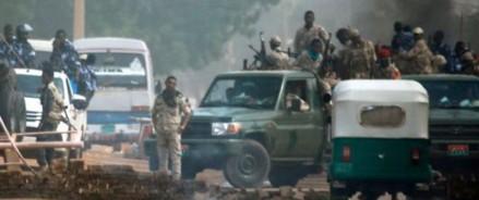 Кризис в Судане: число погибших в результате репрессий возросло до 60 человек