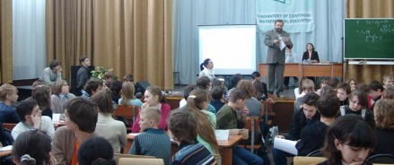 Петербургские школьники — победители международной конференции в Турции.