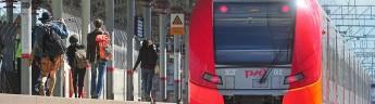 Удобное расположении станции МЦК Верхние Котлы уже оценили пассажиры
