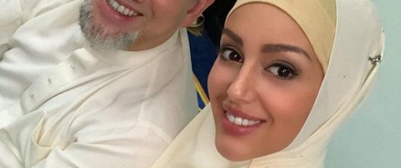 Бывшая «Мисс Москва», теперь жена экс-короля Малайзии, родила сына